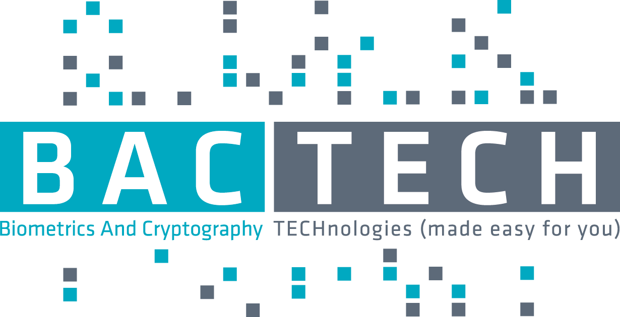 Bactech : Biometrics and Cryptography TECHnologies (made easy for you)